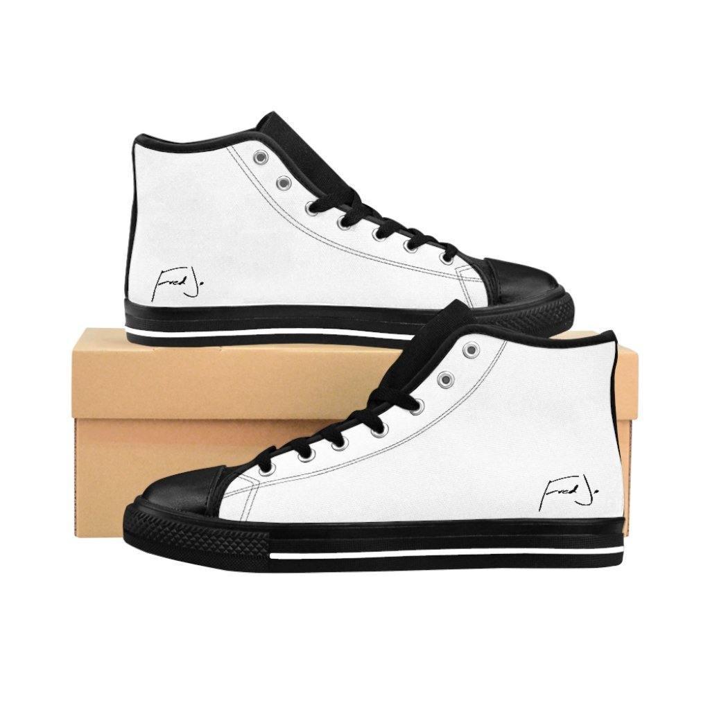 Fred Jo Women's High-top Sneakers - Fred jo Clothing