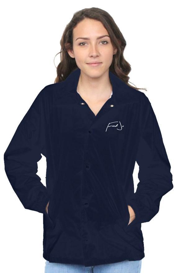 Fred Jo coaches jacket - Fred jo Clothing