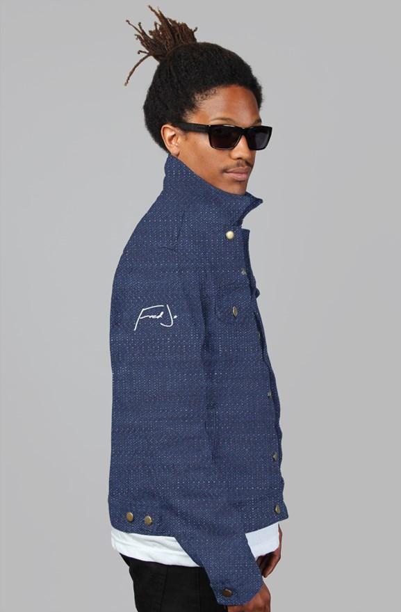Fred Jo denim jacket - Fred jo Clothing