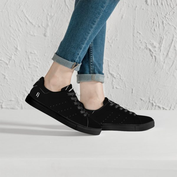 All Black Fred Jo Sneakers - Fred jo Clothing