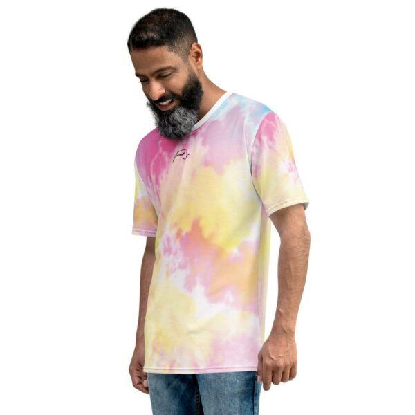 Fred Jo Watercolor Men's T-shirt - Fred jo Clothing