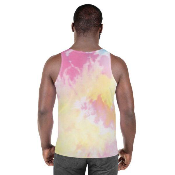 Fred Jo Watercolor Unisex Tank Top - Fred jo Clothing