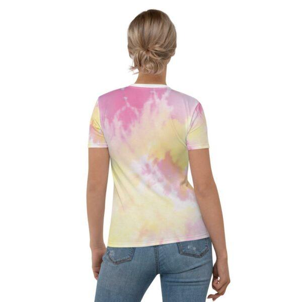 Fred Jo Watercolor Women's T-shirt - Fred jo Clothing