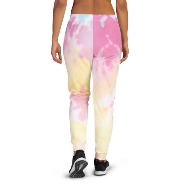 Fred Jo Women's Watercolor Joggers - Fred jo Clothing