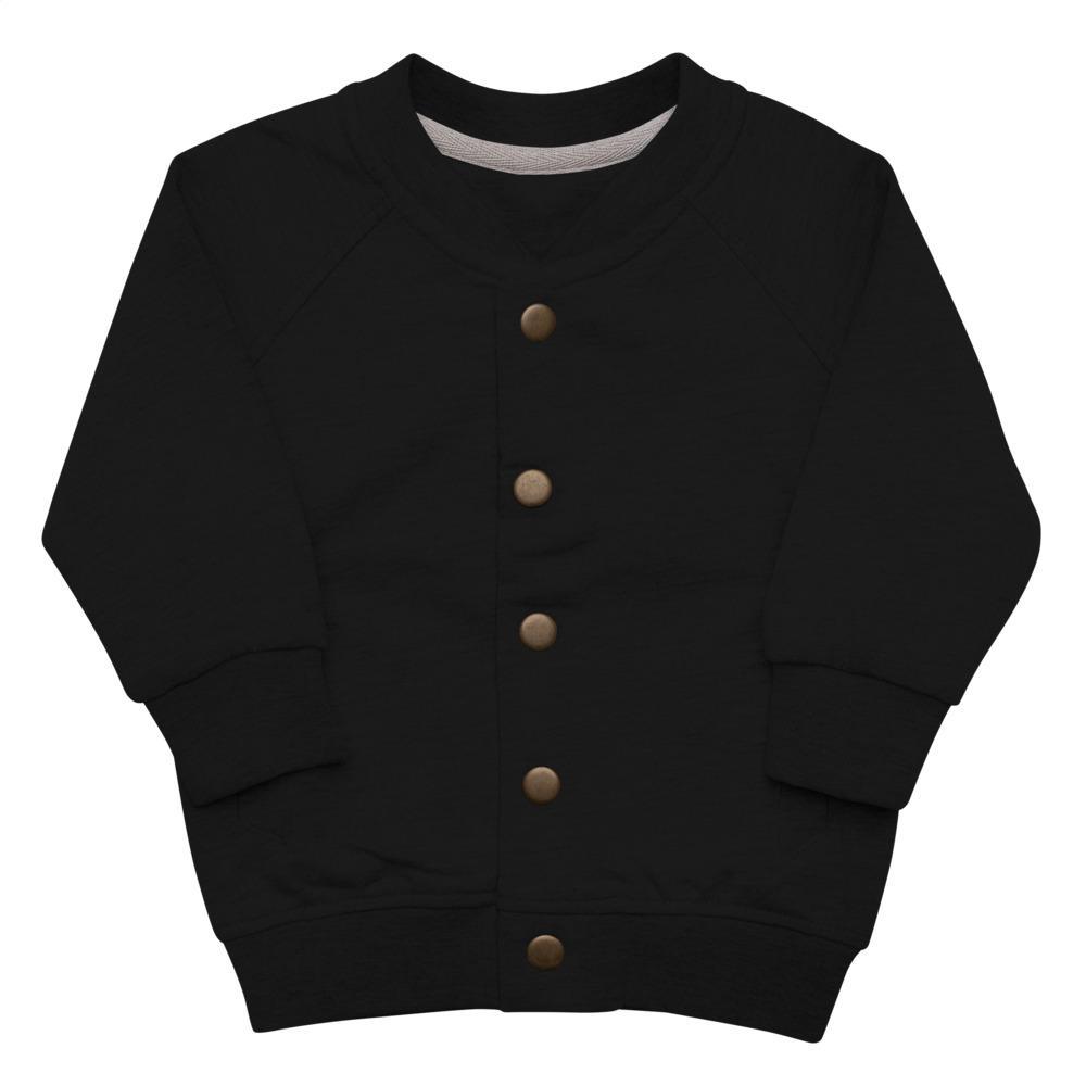 Fred Jo Baby Organic Bomber Jacket - Fred jo Clothing