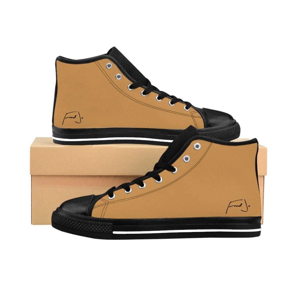 Fred Jo Men's High-top Sneakers - Fred jo Clothing