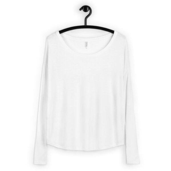 Fred Jo Ladies' Long Sleeve Tee - Fred jo Clothing
