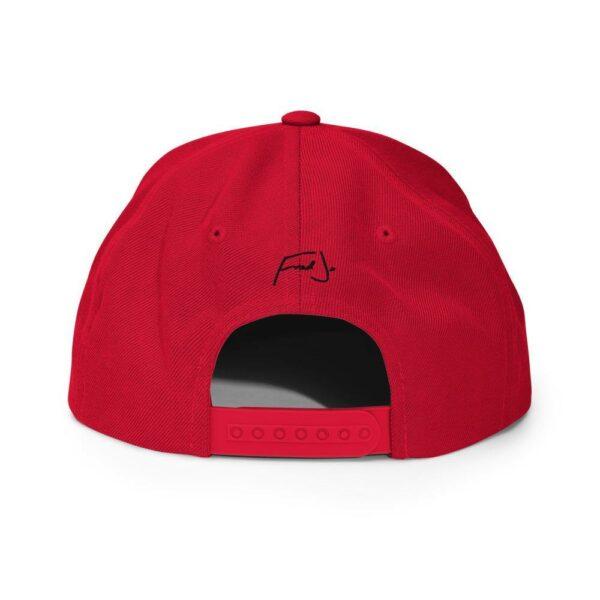 Fred Jo Snapback Hat - Fred jo Clothing
