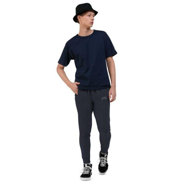 Fred Jo Unisex Skinny Joggers - Fred jo Clothing