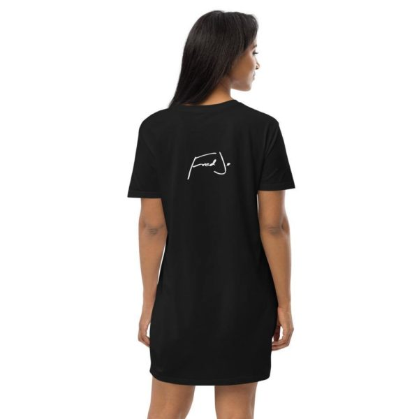 Fred Jo Organic cotton t-shirt dress - Fred jo Clothing