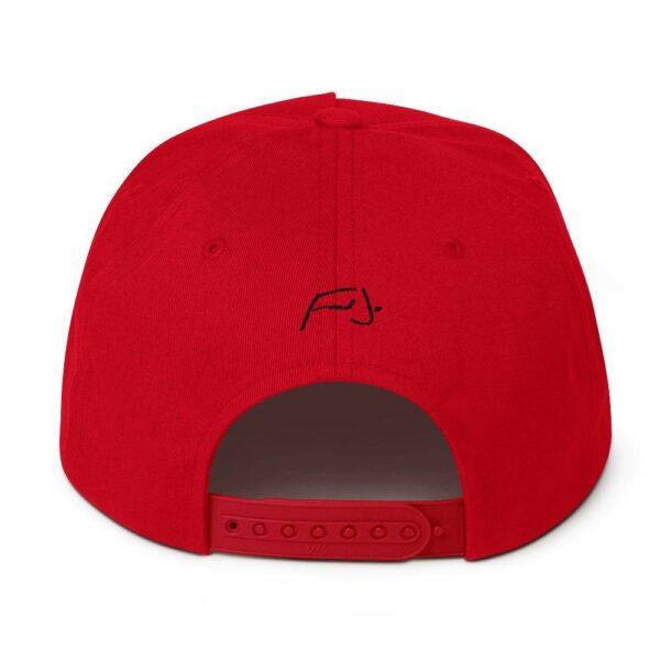 Fred Jo Flat Bill Cap - Fred jo Clothing