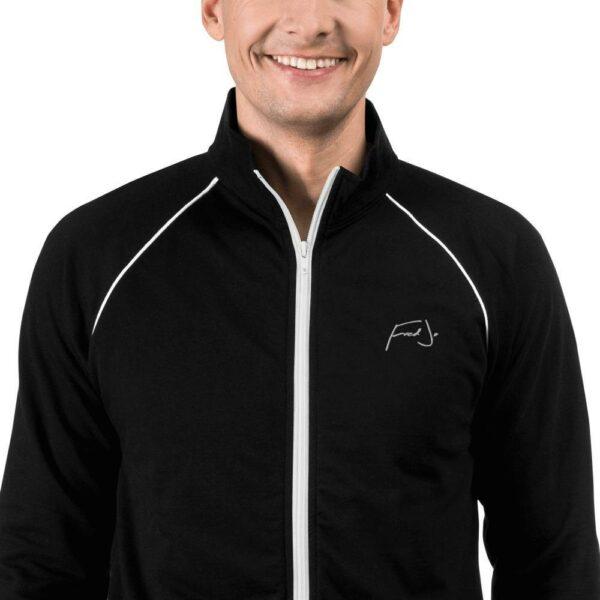 Fred Jo Piped Fleece Jacket - Fred jo Clothing
