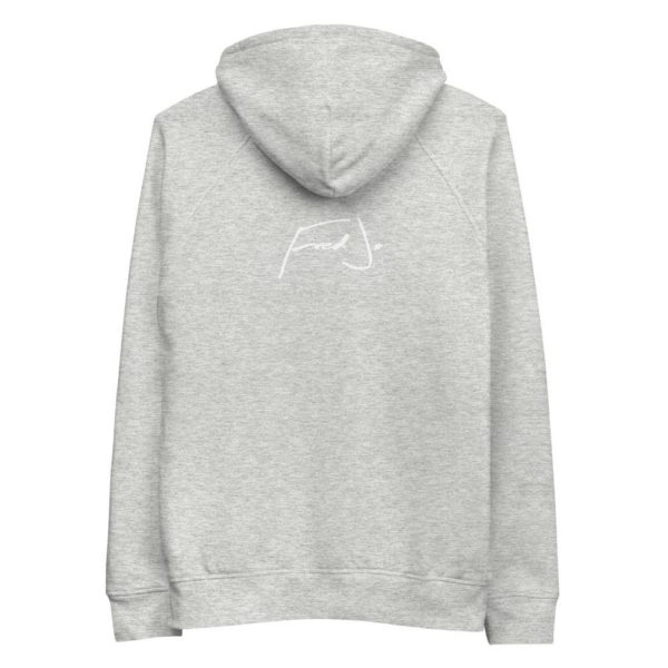 Fred Jo eco-friendly Unisex pullover hoodie - Fred jo Clothing