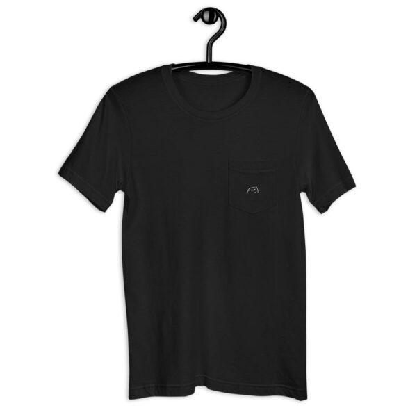 Fred Jo Unisex Pocket T-Shirt - Fred jo Clothing