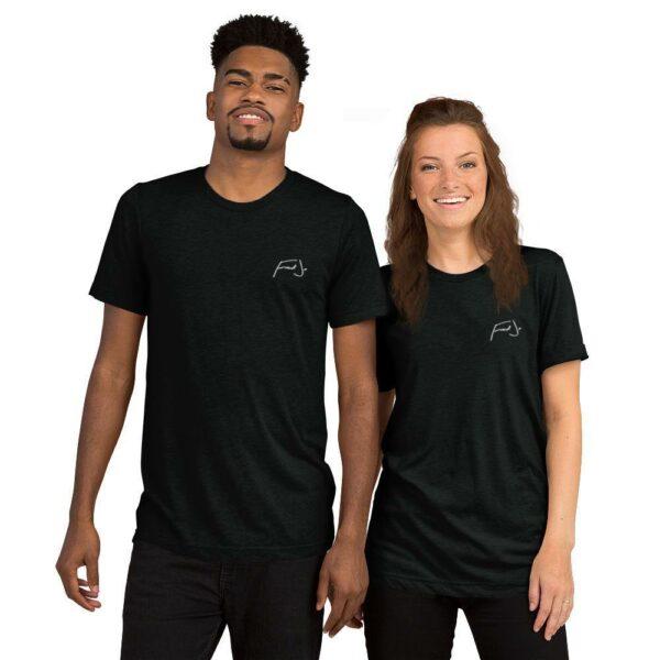 Fred Jo Triblend Unisex t-shirt - Fred jo Clothing