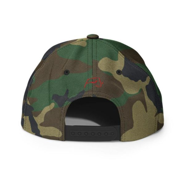 Fred Jo Snapback Hat Limited Edition - Fred jo Clothing