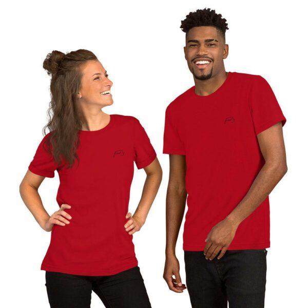 Fred Jo Short-Sleeve Unisex T-Shirt - Fred jo Clothing