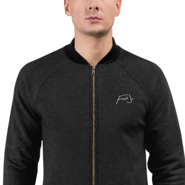 Fred Jo Bomber Jacket - Fred jo Clothing
