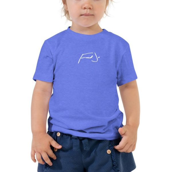 Fred Jo Toddler Tee - Fred jo Clothing
