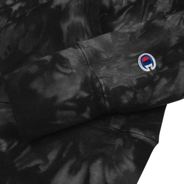 Fred Jo X Champion tie-dye hoodie - Fred jo Clothing
