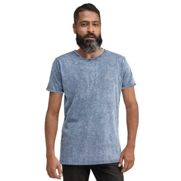 Fred Jo Denim T-Shirt - Fred jo Clothing