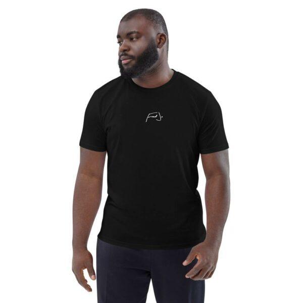 Fred Jo Unisex organic cotton t-shirt - Fred jo Clothing