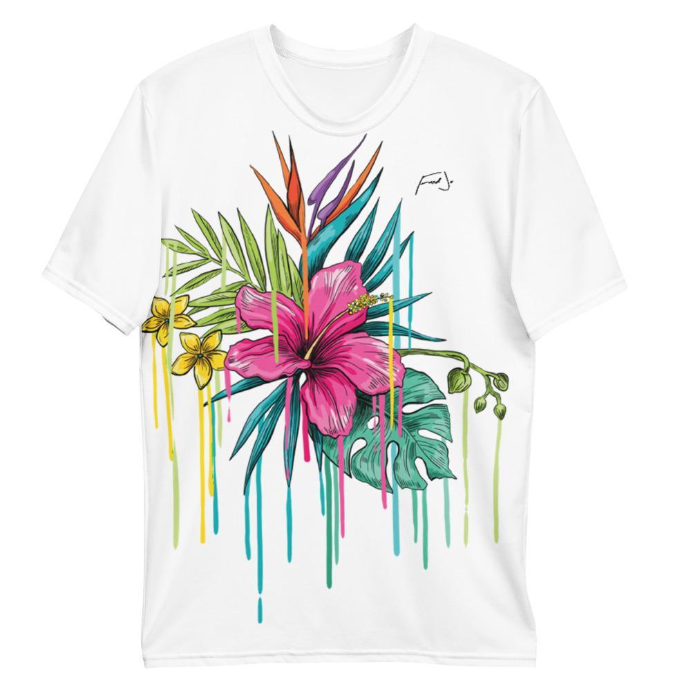 Fred Jo Copacabana Men's T-shirt - Fred jo Clothing