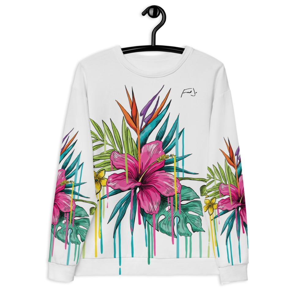 Fred Jo Copacabana Unisex Sweatshirt - Fred jo Clothing