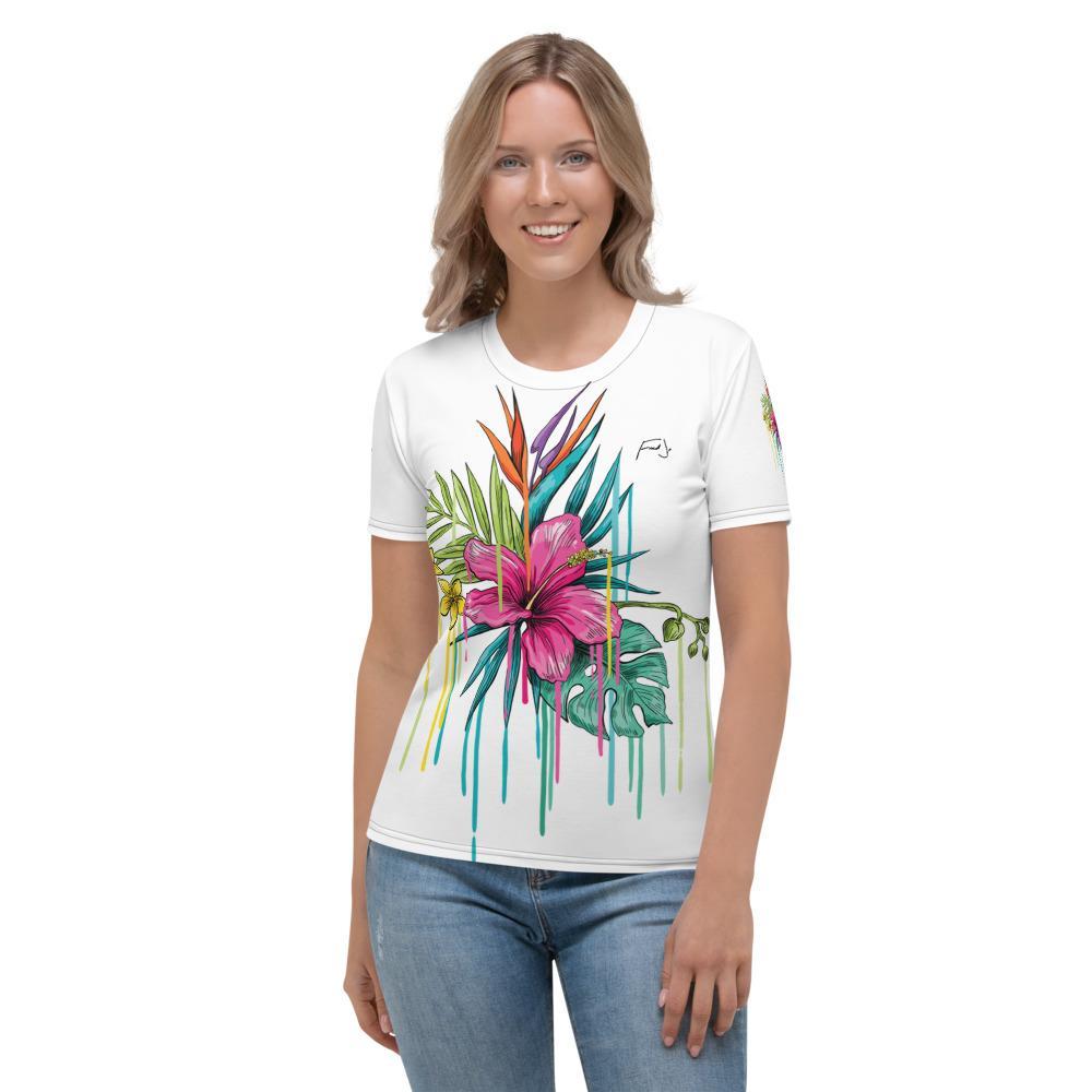 Fred Jo Copacabana Women's T-shirt - Fred jo Clothing